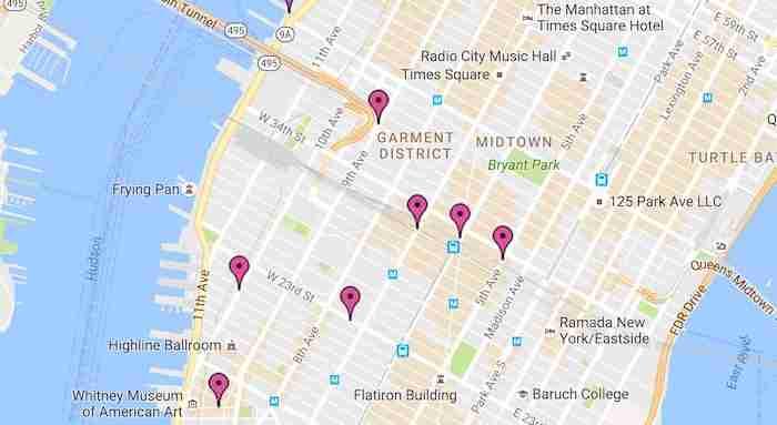 Itinerari per New York