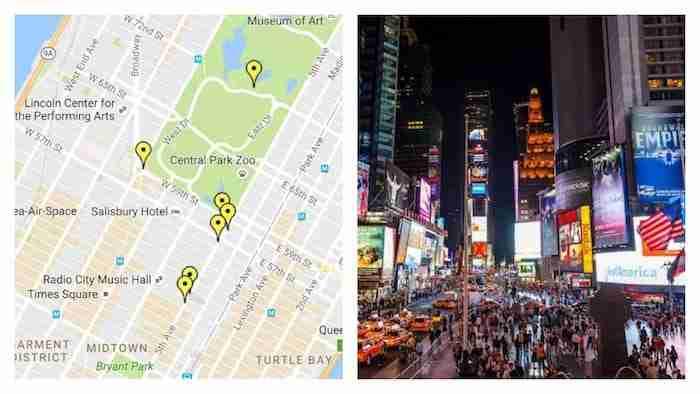 Cosa vedere a Midtown Manhattan