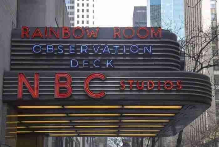Ingresso degli NBC Studios