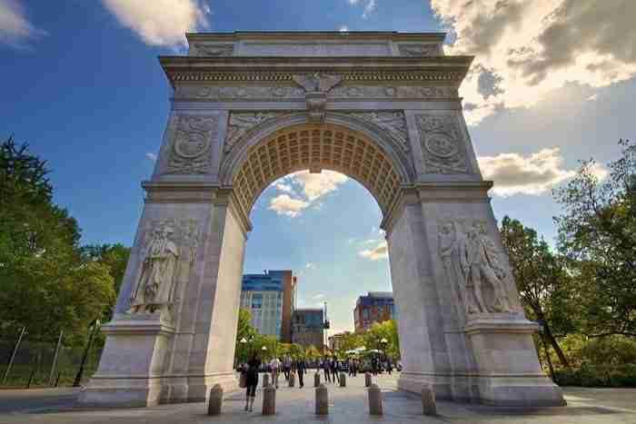 Il Washington Square Arch