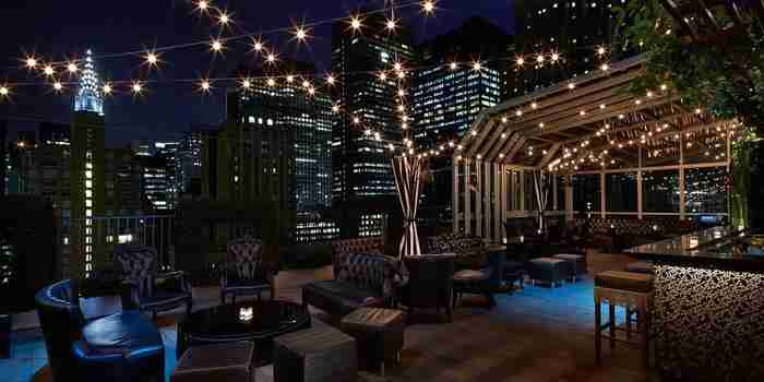 Rooftop Upstairs at the Kimberly