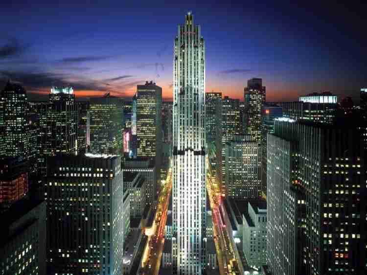 Rockefeller Center e Top of the Rock
