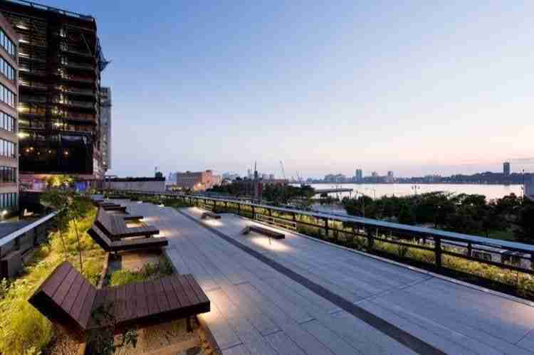 High Line e Meatpacking District