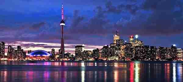 Tour Niagara e Toronto