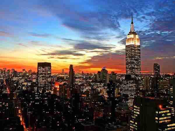 Agosto a New York