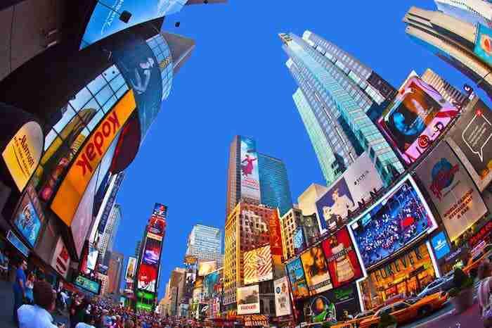 Viaggio organizzato New York ad agosto