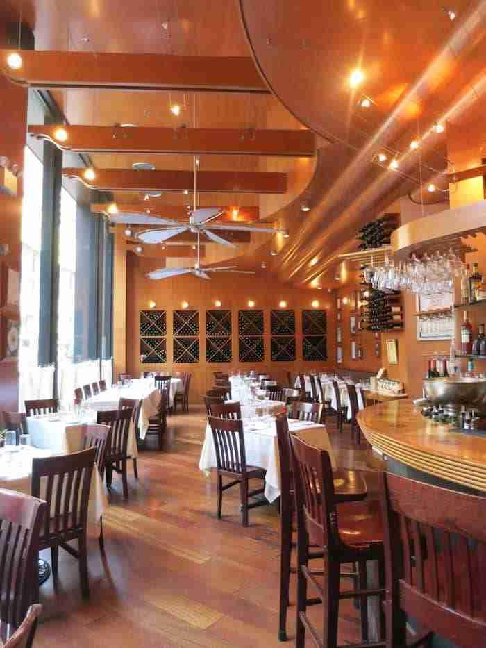 Il ristorante Azalea