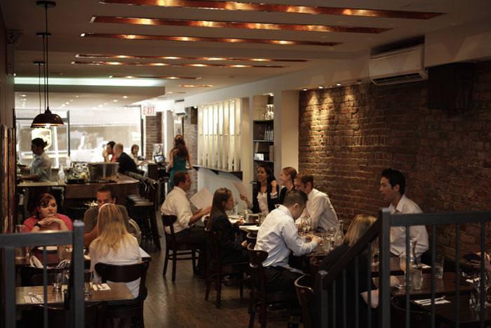 La pizzeria Don Antonio
