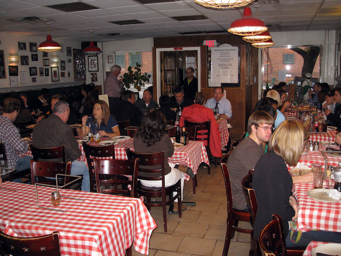 Grimaldi's pizza a Brooklyn