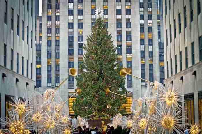Albero di Natale al Rockefeller Center