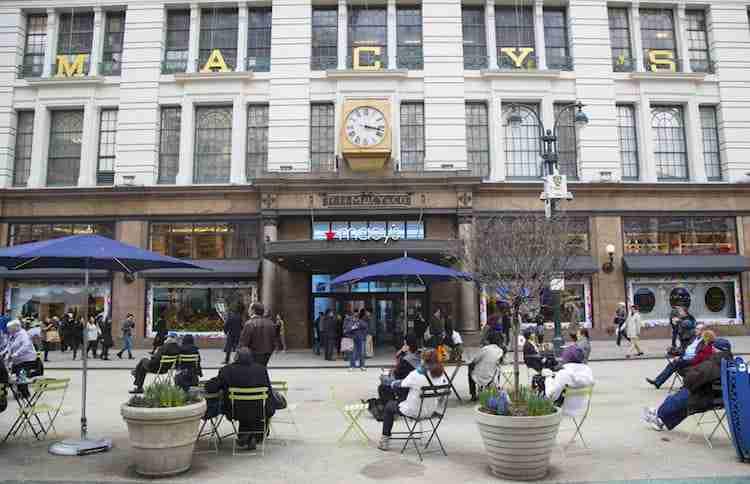 Macy's a New York