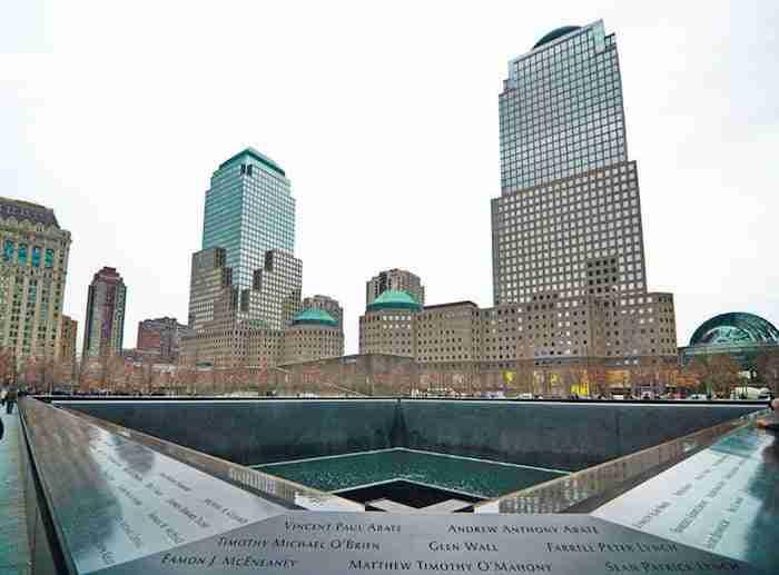vasca memoriale 9/11