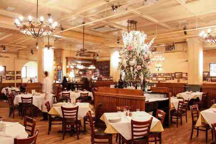 Carmine's, Upper West side