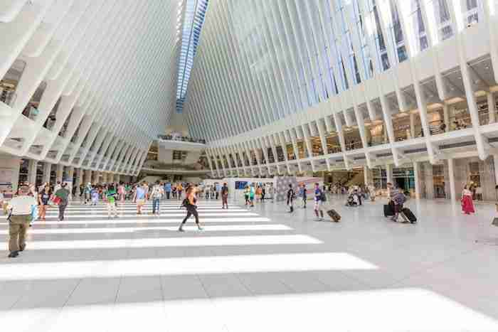westfield world trade center mall