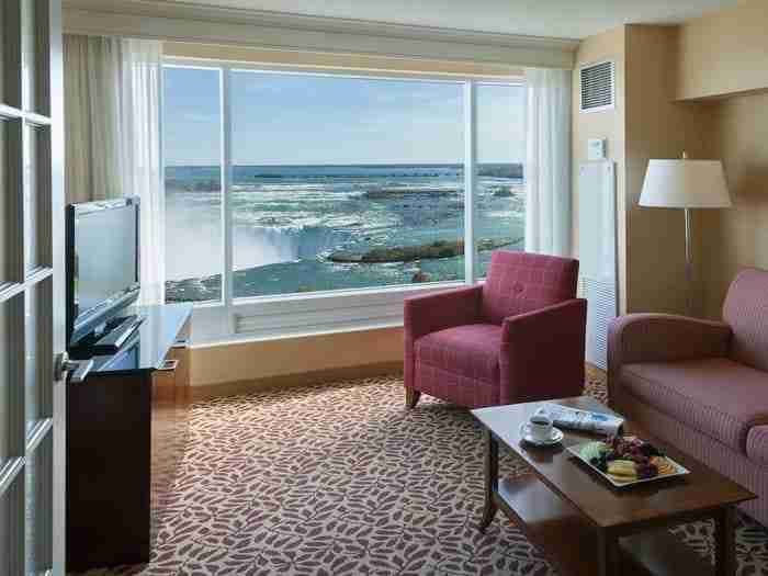 Niagara Falls Marriott Fallsview