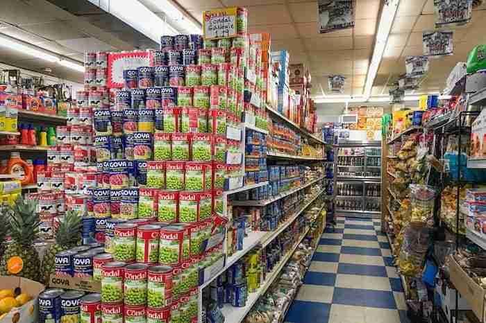 Bodega newyorkese, una specie di mini market