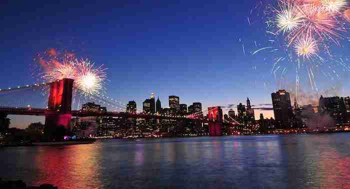 Crociera di Capodanno a New York