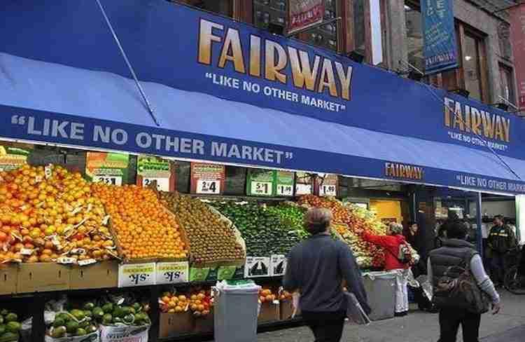 Fairway Market, New York