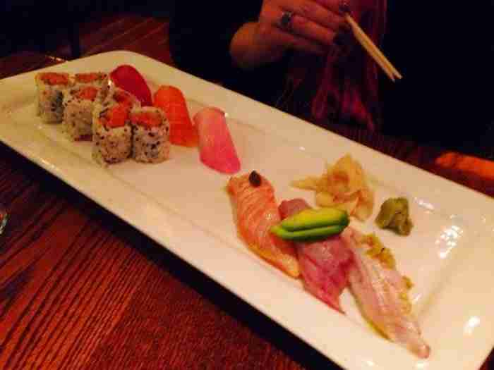 Natsumi, migliori ristoranti giapponesi a Ny