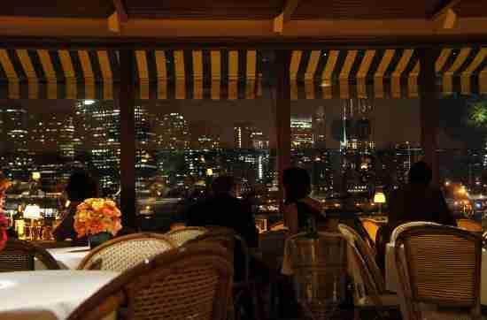 The River Café, Brooklyn