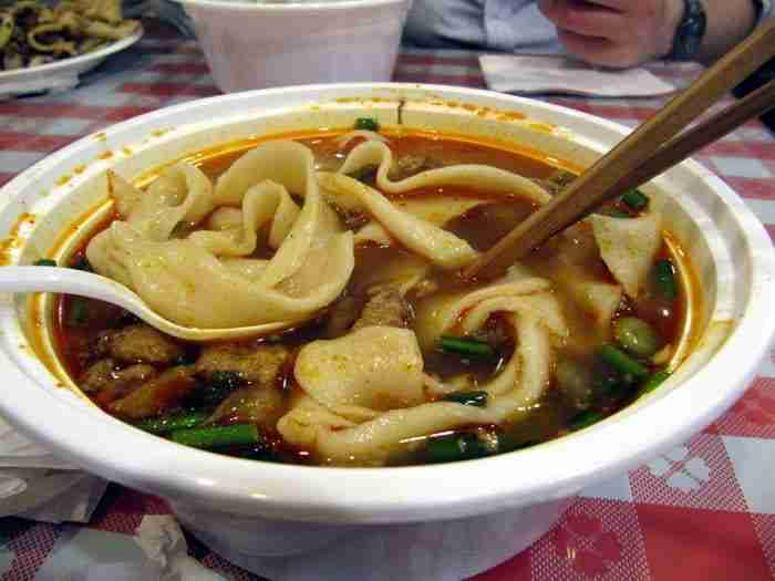 Xi'an Famous Food Midtown