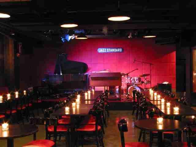 Jazz Standard, NYC