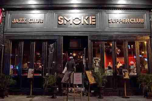 Smoke Jazz Club, NYC