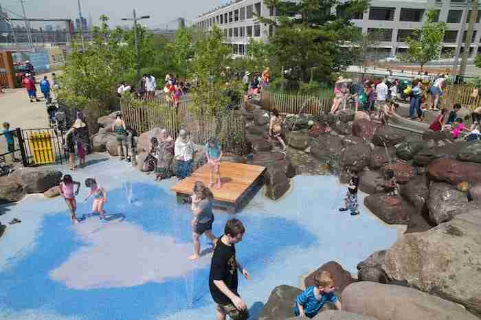 pier6 playgrounds