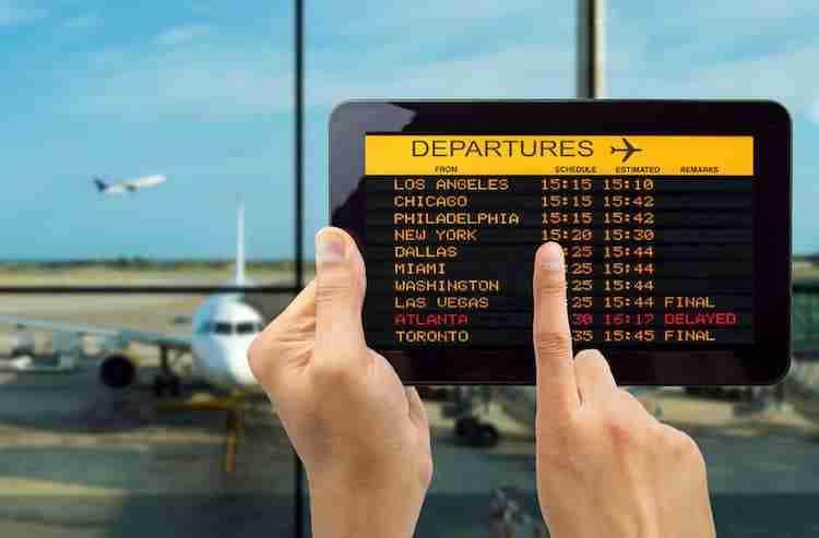 A che ora scegliere il volo per New York?