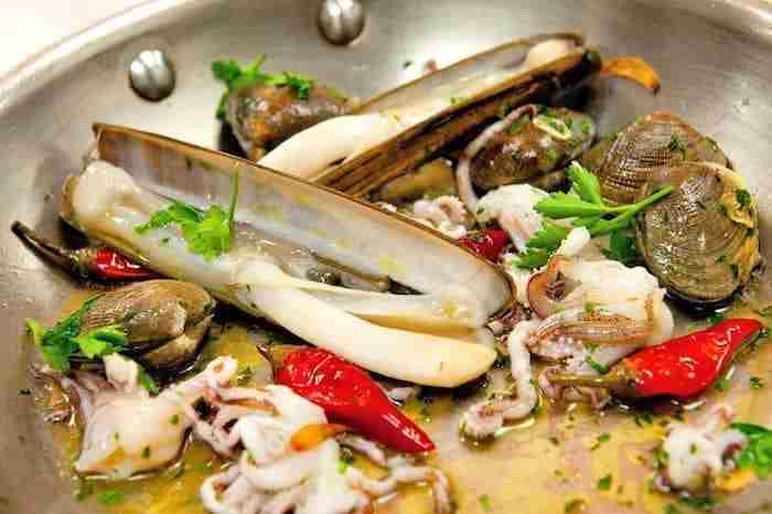 Marea, ristorante stellato Michelin