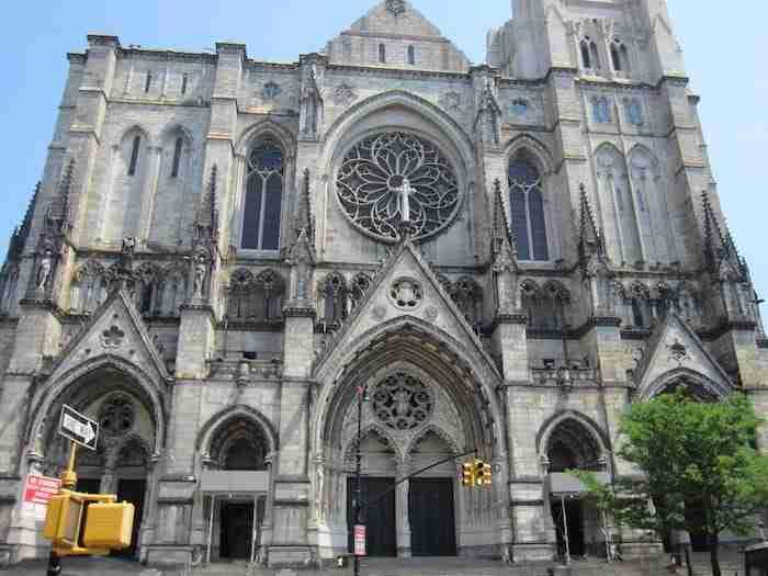 cattedrale st john the divine