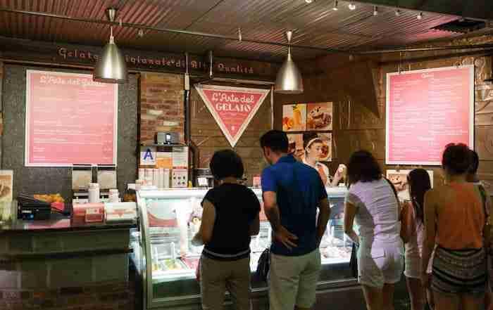 dove mangiare nel Chelsea Market