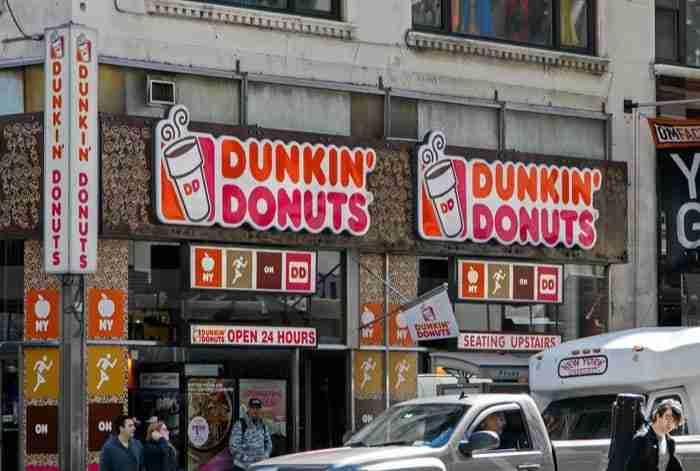 Fast food New York