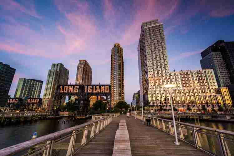 Long Island City, nel Queens