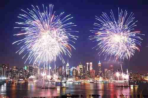 4 luglio a New York