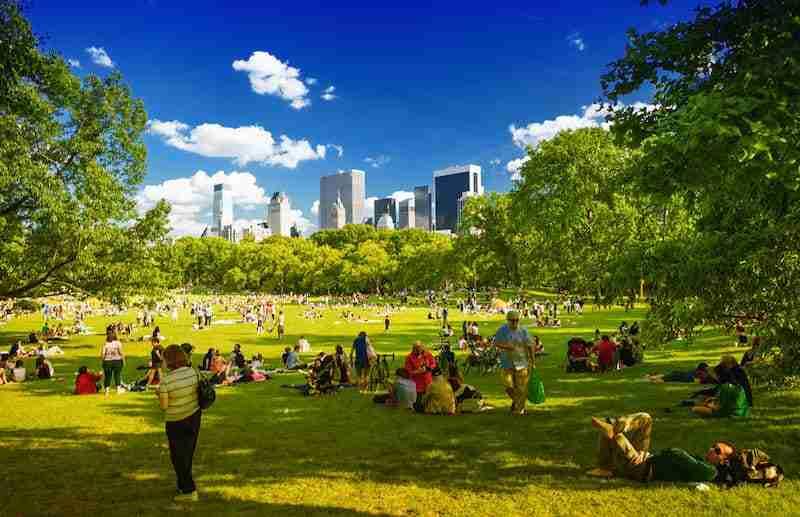 Estate a New York: clima, offerte, eventi