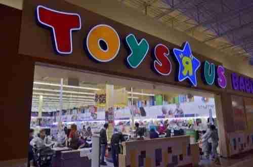 Negozi di giocattoli a New York