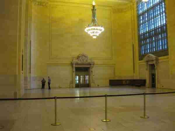 Vanderbilt Hall Grand Central Station
