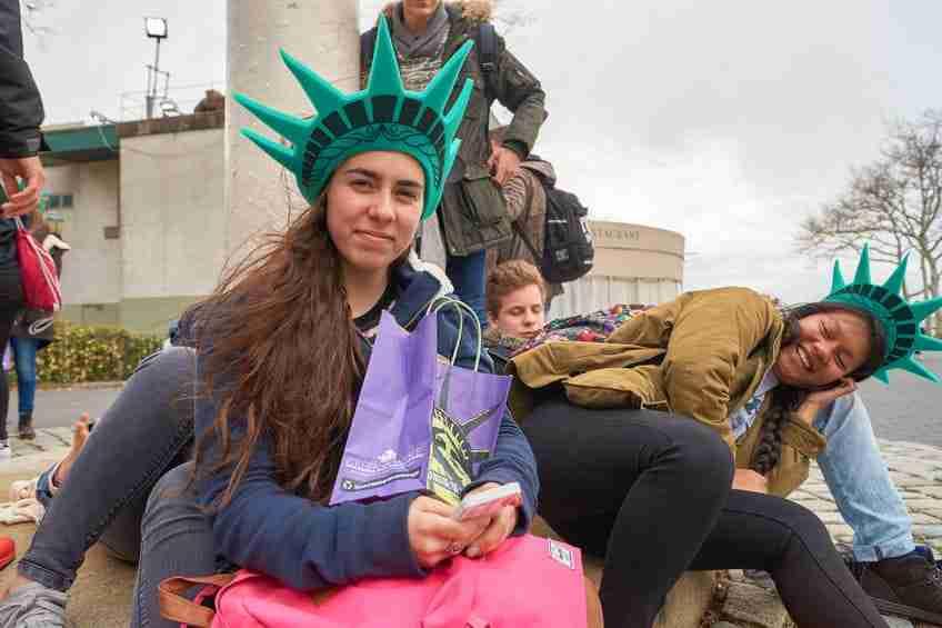 I souvenir della Statua della Libertà piacciono a tutti