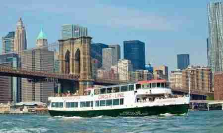 Tour di New York in battello