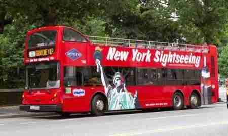 Tour in bus turistico hop-on hop-off di New York