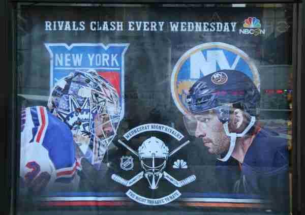 Rivalità Rangers - New York Islanders
