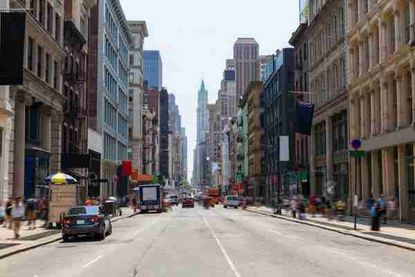Dormire a SoHo, New York