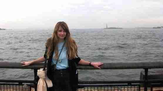 New York da sola