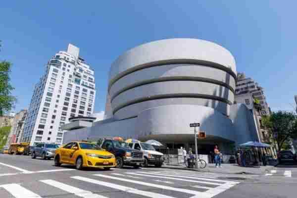 Il museo Guggenheim di New York